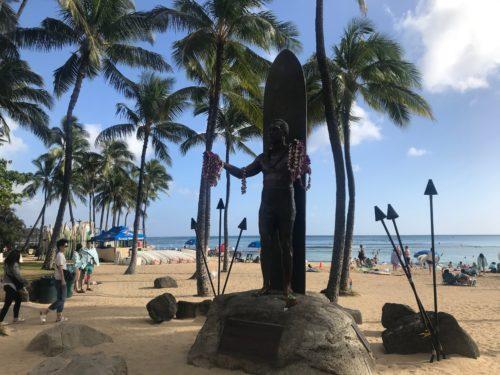 ハワイでの決断